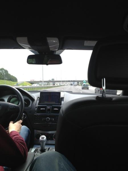 Onderweg naar Antwerpen met Dipset door de speakers #engaan