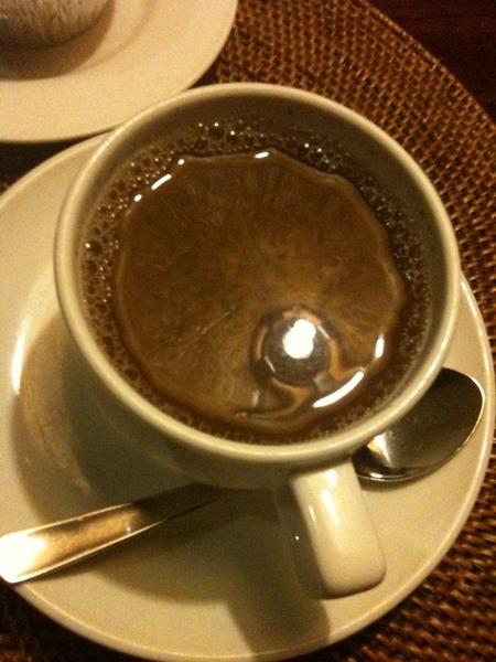 Soybean coffee