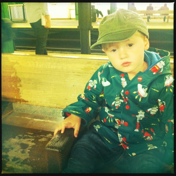 Fletcher of the day: Subway