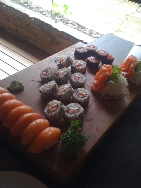 a good diversified to beef in buenos aires #lp #sushi