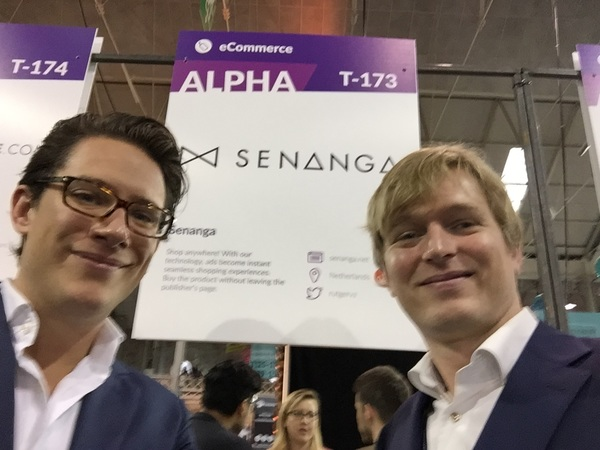 Rocking #WebSummit2015 #Dublin @senanganews