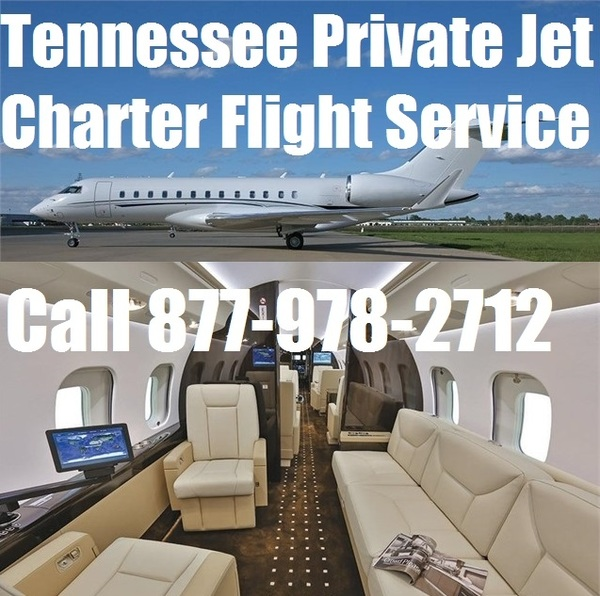 Private Plane Jet Charter Flight Service Memphis, Knoxville, Nashville Tennessee