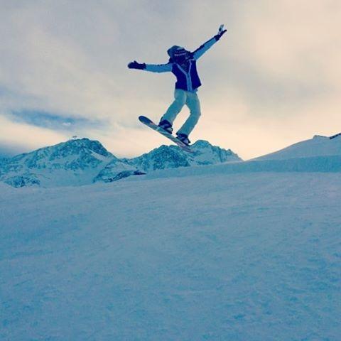 Flyyyyyy again to Austriaaaaaa ❄️🌨❄️ #flachau #byebye