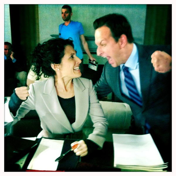 I forgot how much I enjoyed working with @lisaedelstein