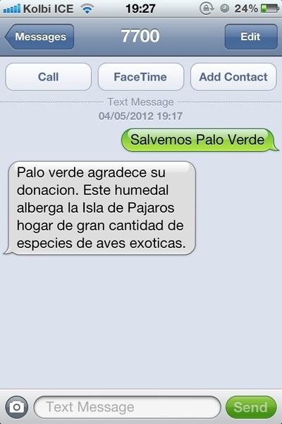 Listo Palo Verde