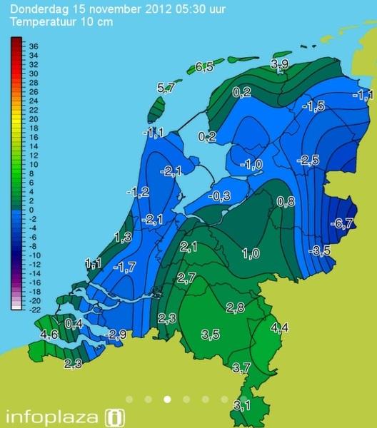 -6,7°C #weer #Oldenzaal