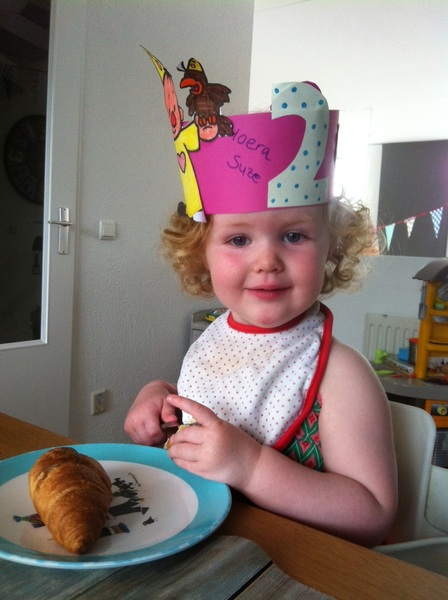 Verjaardagsontbijt!