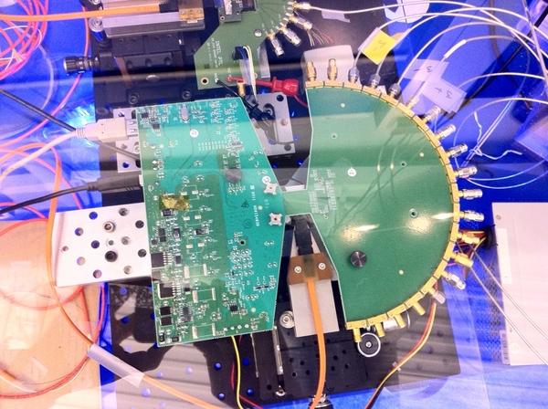 Technological Sea Creator or Silicon Photonics?