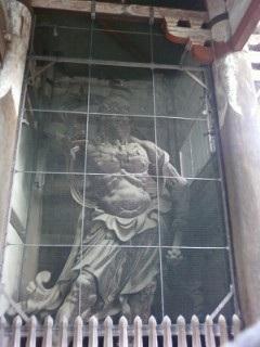 Guardian statue. #narajapan