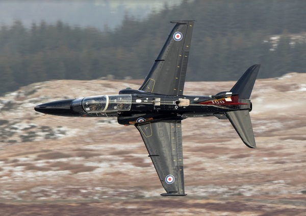 Junior in the Mach Loop