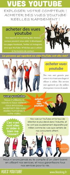 acheter vues youtube