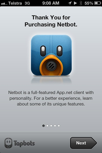 Hey @tapbots you um might need to check your NetBot assets, this icon is familiar ;)