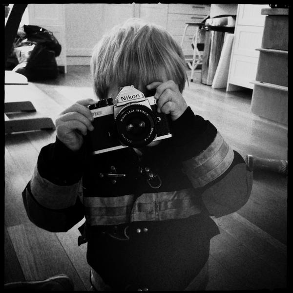 Fletcher of the day: Camera