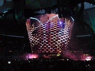 Photo U2 Unforgettable fire