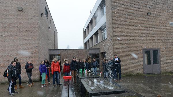 Vandaag was de wedstrijd van de raket van #talenttraject #b1t @Rodenborch #rosmalen
