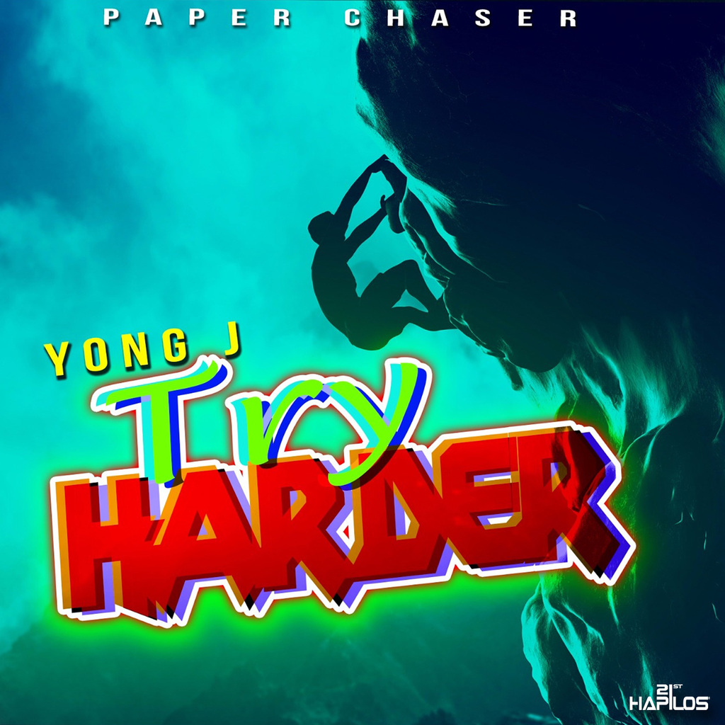 YOUNG J - TRY HARDER - SINGLE #ITUNES 7/28/17