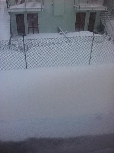 @ilariop veramente un disastro...e nevica di brutto ancora!!!