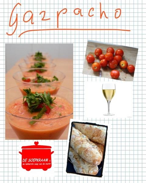 Gazpacho #zomer