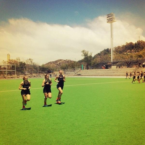 Training done! #herstel #shuttles #Mendoza