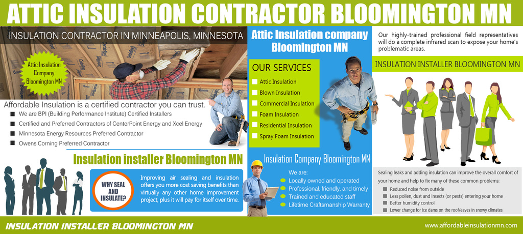 Attic Insulation company Minneapolis
