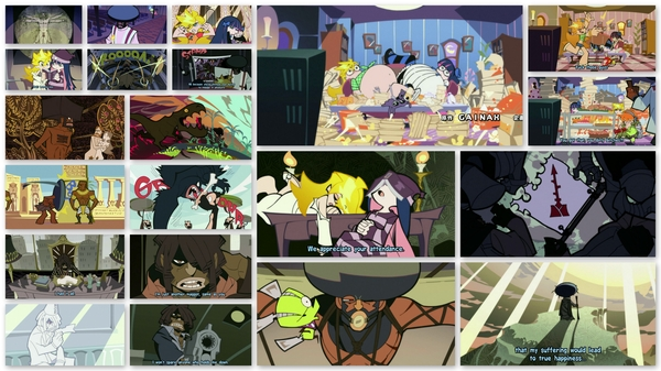 #PantyandStocking ep11: well, Garterbelt was a piece of sh*t wasn't he? #anime