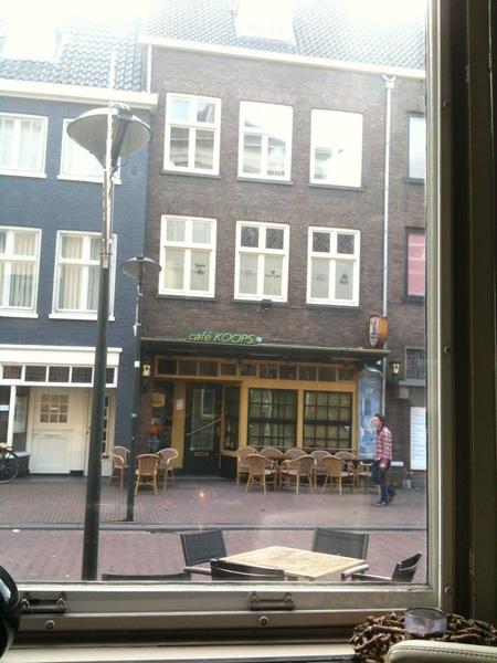 @marc_brouwer enjoy! Café Koops was zondag ll dicht. Hihi (omdat juliie downunder zijn zeker :-). )