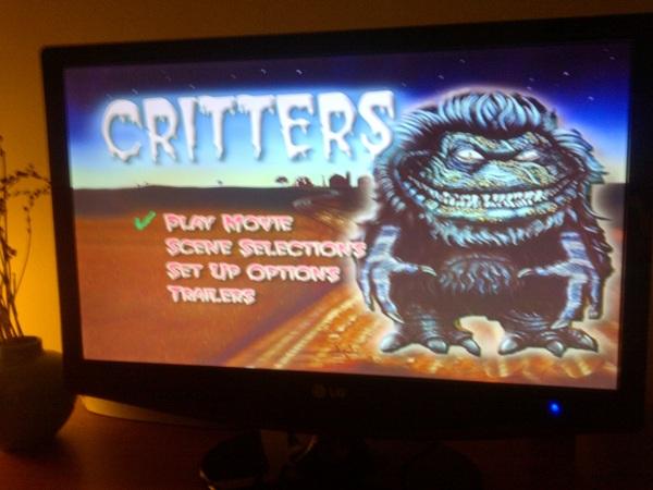 Hey @barryspooren @grauenhaft, wij gaan er aan beginnen hoor! #Critters