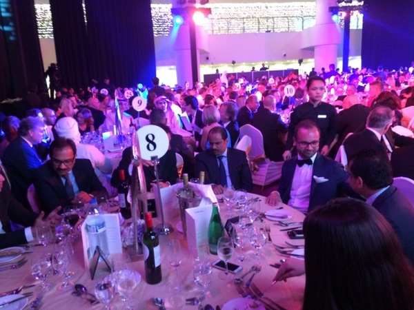 Great to be on @diArchitects #MENA table at @RLIConnect Awards. @Inn_Tweets  @LOCO_Inn @LCaPUCCItti @BeckyMifsud