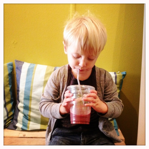 Fletcher of the day: Smoothie