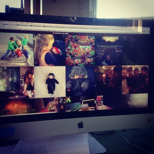like the new #tagthelove media page! by @ashwinvandijk