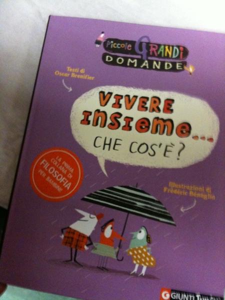 Alla mostra del libro della scuola Dogliotti di Torino