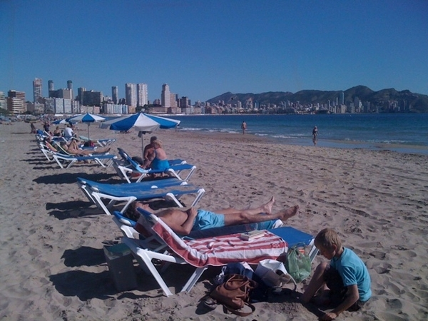 Looking for Benidorm Beach Basterds...