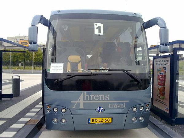 Vandaag speelt @Ahrenstravel voor trein tussen Holendrecht en Utrecht CS!