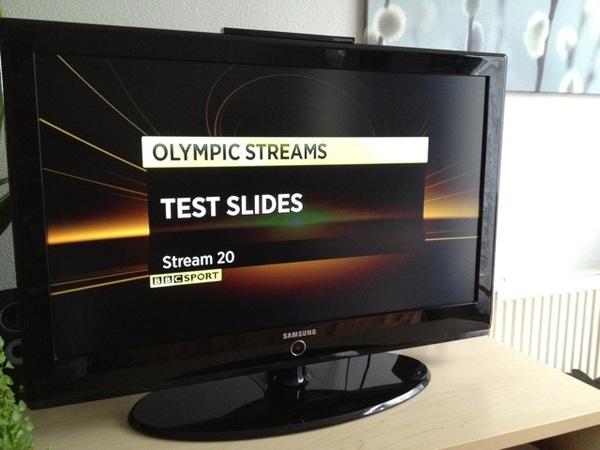 Laat die 24 extra olympische stream maar komen :)