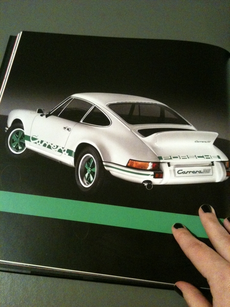 Researching #porsche for the #pcg5 design