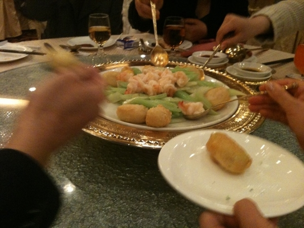 Course 3 out of 13 #weddingbanquet