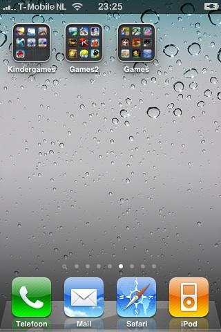 iOS4 test