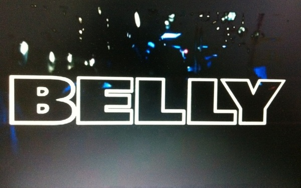Belly. Sucha g movie.