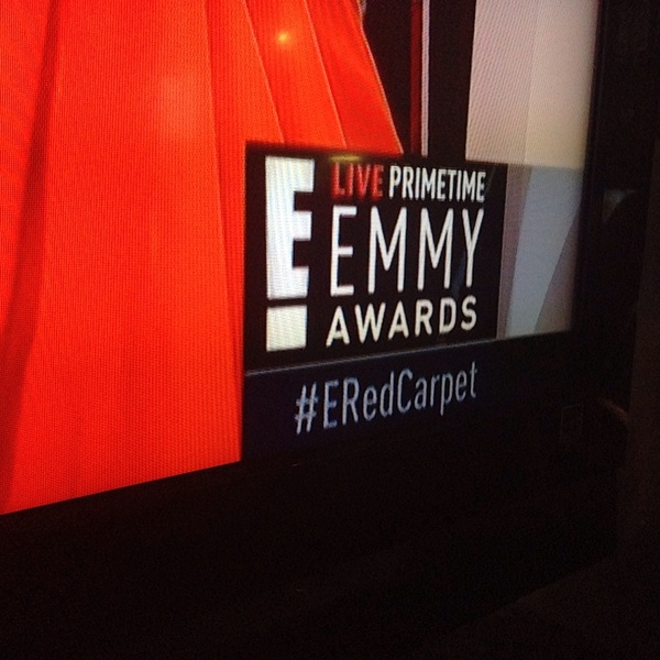 Award, red carpet season had begun! I'll be live chatting the #ERedCarpet for the #Emmys