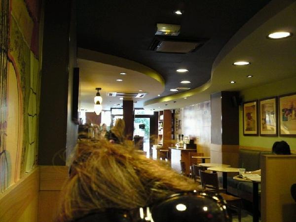 Starbucks in Parijs