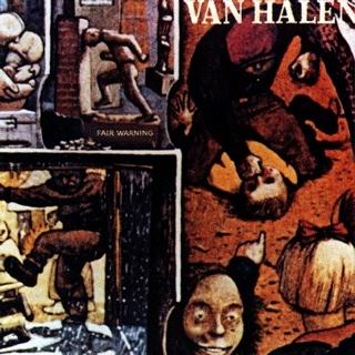 ♬ 'Mean Street' - Van Halen ♪ #nowplaying