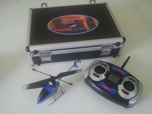 Robbe Nano Arrow #helicopter