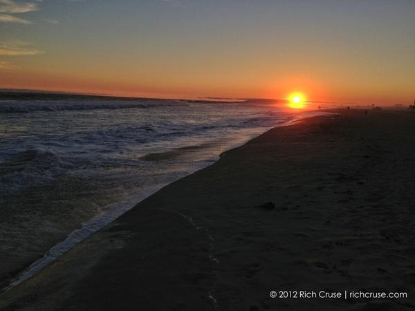 Sunset July 17 @NewportBeach @VisitCA