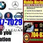 Foreign Import Auto Car Repair Charlotte Mobile Mechanic