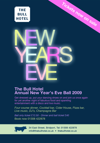 The Bull Hotel Annual New Year's Eve Ball
