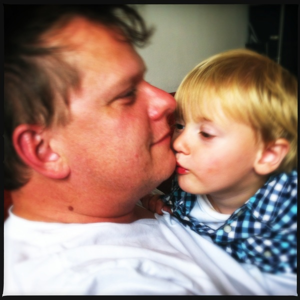 Fletcher of the day: papa