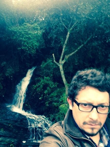 #Linda #Cascada #Desembocadura #RioBiobio #Hualpen #ParquePedroDelRioZañartu