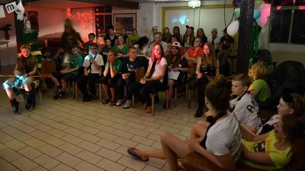 Donderdagavond hadden de leerlingen van groep 8 van @bstven een bonte-avond
