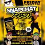 The official 18+ Snapchat Party this FRIDAY at Paris Nightclub! Text yo snapchat name to 480-331-7872 to get in FREE