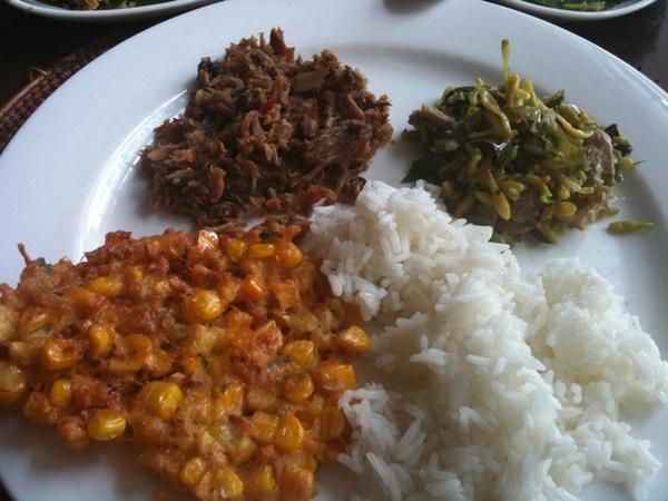 More manado food